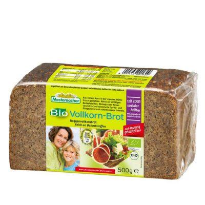 Mestemacher Bio Vollkorn-Brot