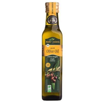 Mani-Blauel Organic Olive Oil 250ml