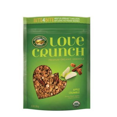 Love Crunch Organic Apple Crumble