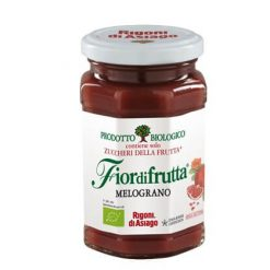 Fiordifrutta Organic Pomegranate Fruit Spread