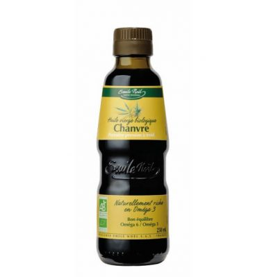 Emile Noel Organic Hemp Seed Oil