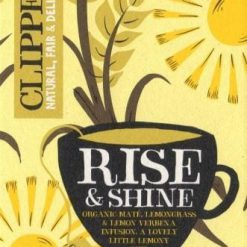 Clipper Rise & Shine (20 teabags with tag & envelope)