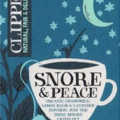 Clipper Snore & Peace (20 teabags with tag & envelope)