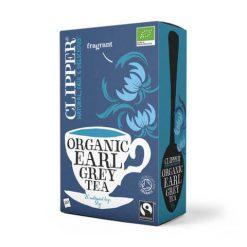 Clipper Organic Earl Grey Tea (20 tea bags)