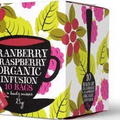 Clipper Organic Cranberry & Raspberry (10 teabags with tag & envelope)