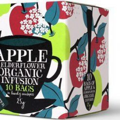 Clipper Organic Apple & Elderflower (10 teabags with tag & envelope)