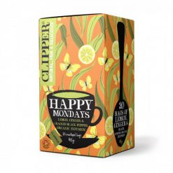 Clipper Happy Mondays (20 teabags with tag & envelope)