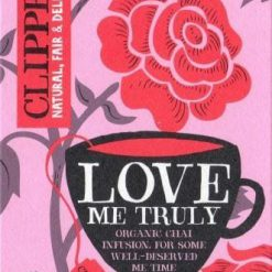 Clipper Love Me Truly (20 teabags with tag & envelope)