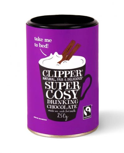 Clipper Fairtrade Drinking Chocolate