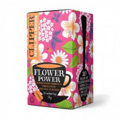 Clipper Flower Power (20 teabags with tag & envelope)