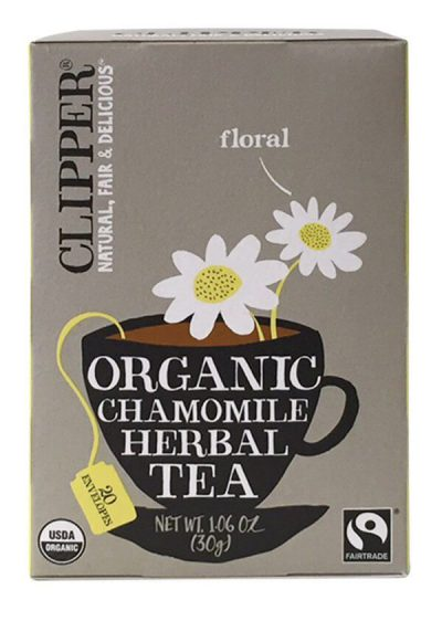 Chamomile (20 teabags with tag & envelope)