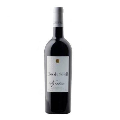 organic wine signature 2013L