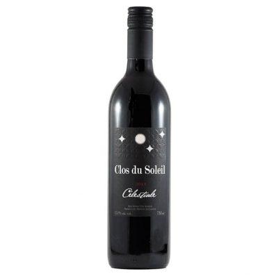organic wine celestiale 2013L