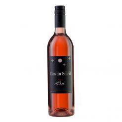 organic wine rose 2015L
