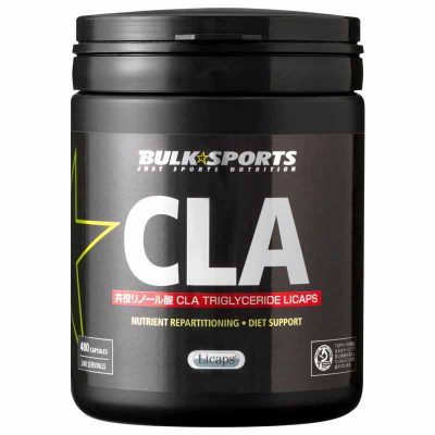 CLA capsules 480 shipped from Japan