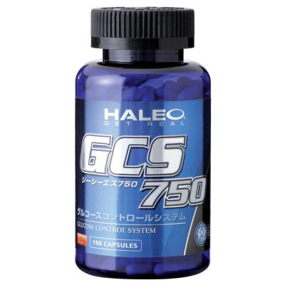 HALEO GCS 750 198 capsules shipped from japan