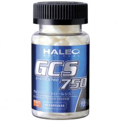 HALEO GCS 90 capsules shipped from Japan