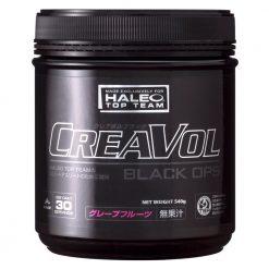 HALEO CreaVol Black Ops creatine shipped from Japan