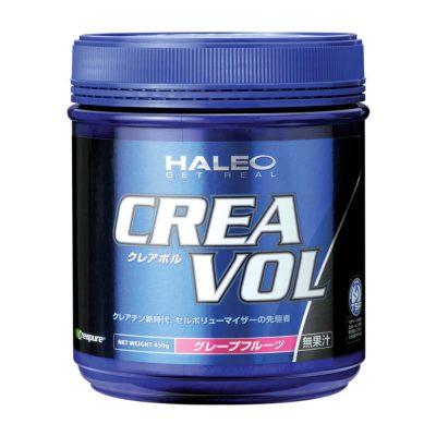 HALEO CreaVol creatine shipped from Japan