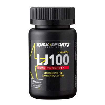 LJ100 80 capsules testosterone booster shipped from Japan
