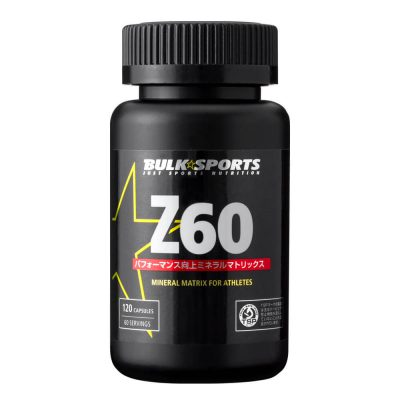 Z60 120 capsules multi-vitamin shipped from Japan
