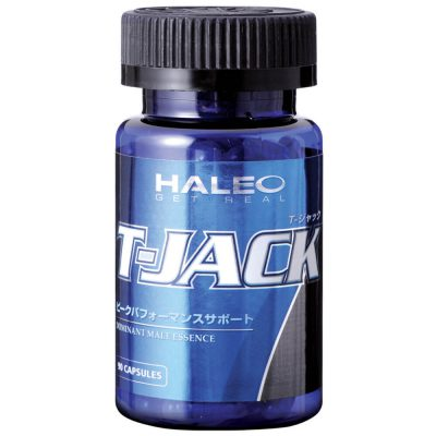 HALEO T-Jack testosterone booster shipped from Japan