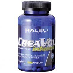 HALEO CreaVol Infused creatine shipped from Japan