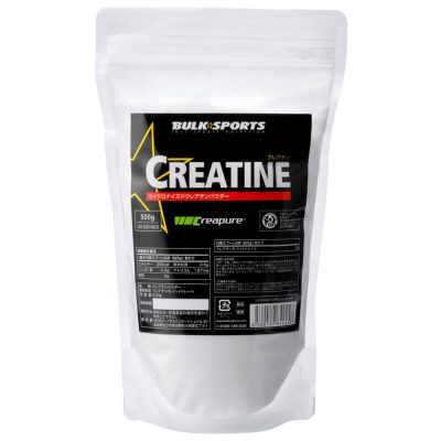 Creatine 500g shipped from Japan