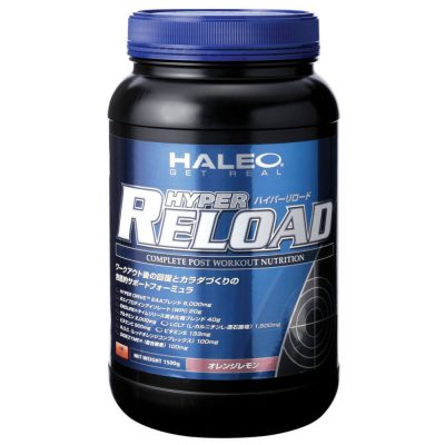 HyperReload 1.5kg post-workout recovery shipped from Japan