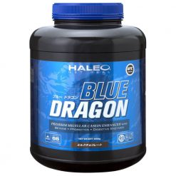 Blue Dragon 2kg casein powder shipped from Japan