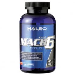 HALEO Mach6 Amino Charger 1080 Tablets shipped from Japan