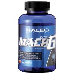 HALEO Mach6 Amino Charger 540 Tablets