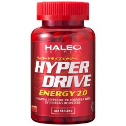 Hyper Drive Energy 2.0 energy booster shipped from Japan