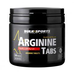 arginine tabs shipped from Japan
