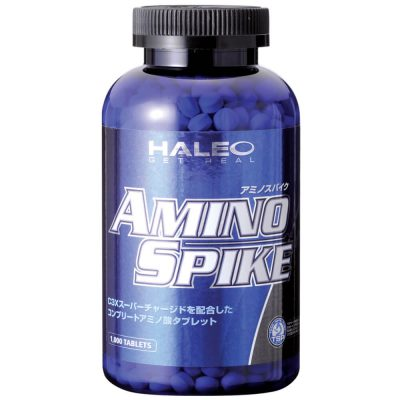 HALEO Amino Spike shipped from Japan