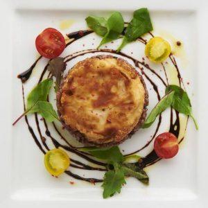 Macrobiotic Cooking School G-Veggie in Ginza lunch closeup