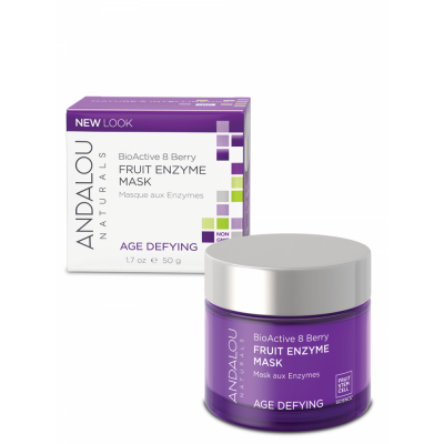 BioActive 8 Berry Fruit Enzyme Mask by Andalou