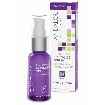 Fruit Stem Cell Revitalize Serum by Andalou
