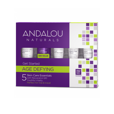 Get Started Age Defying Kit by Andalou
