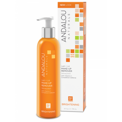 Lash + Lid Make-Up Remover by Andalou