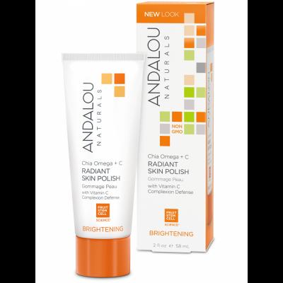 Chia Omega + C Radiant Skin Polish by Andalou