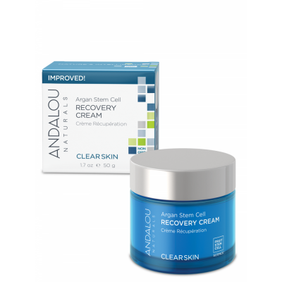Argan Stem Cell Recovery Cream by Andalou