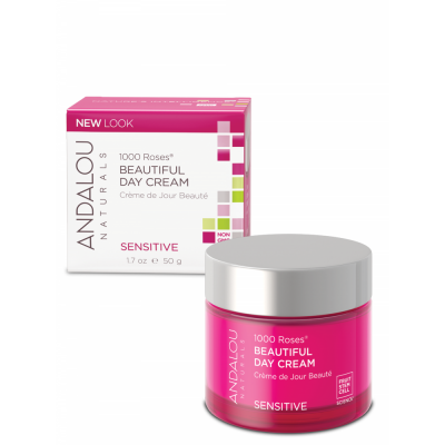 1000 Roses Beautiful Day Cream by Andalou