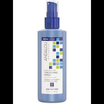 Argan Stem Cell Age Defying Thickening Spray by Andalou