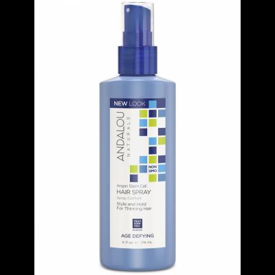 Argan Stem Cell Age Defying Hair Spray by Andalou