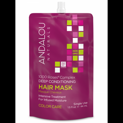 1000 Roses Complex Color Care Deep Conditioning Hair Mask by Andalou
