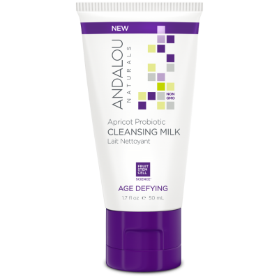 Apricot Probiotic Cleansing Milk by Andalou