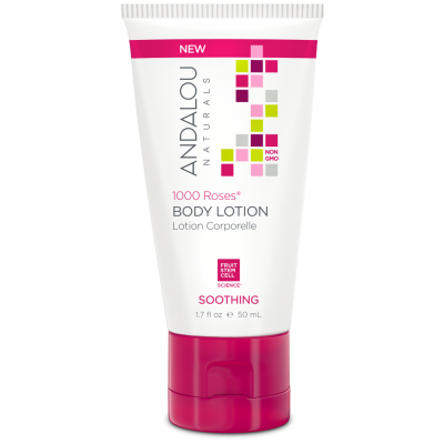 1000 Roses Soothing Body Lotion by Andalou