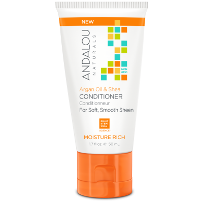 Argan Oil & Shea Moisture Rich Conditioner by Andalou