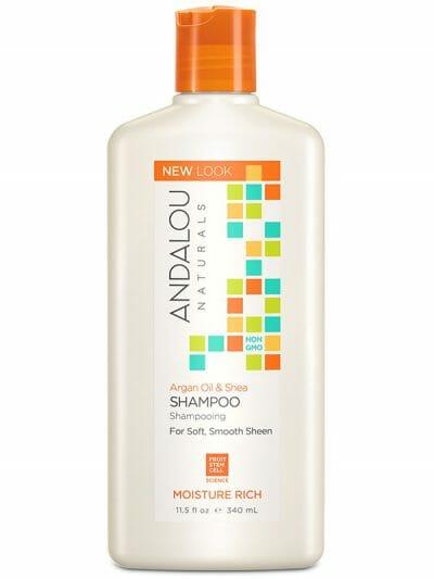 Argan Oil & Shea Moisture Rich Shampoo Andalou